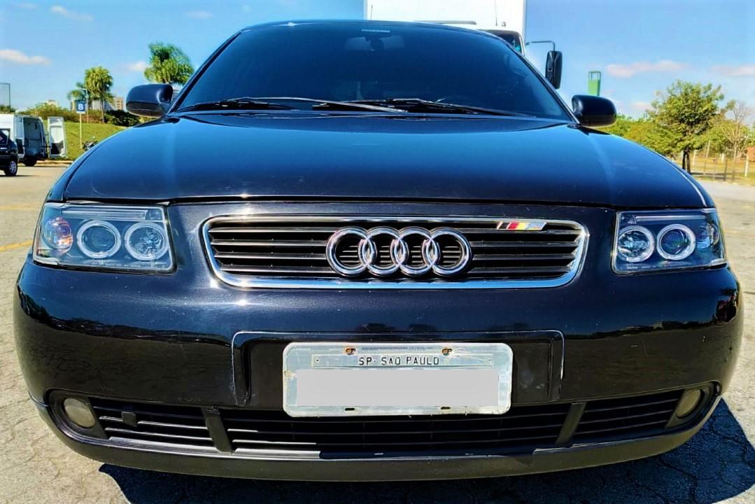 Audi A3 1.6 8v 5 Portas 110 Cv Impecável – Revisada – Polido