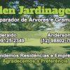 Eden Paisagismo e Jardinagem | São José dos Campos – SP