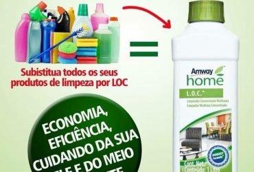 Limpador Concentrado – Hipoalergênico Biodegradável
